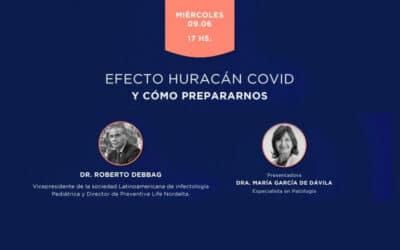 Efecto huracán COVID y cómo prepararnos